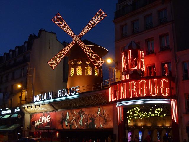 rouge moulin parigi mulino rosso