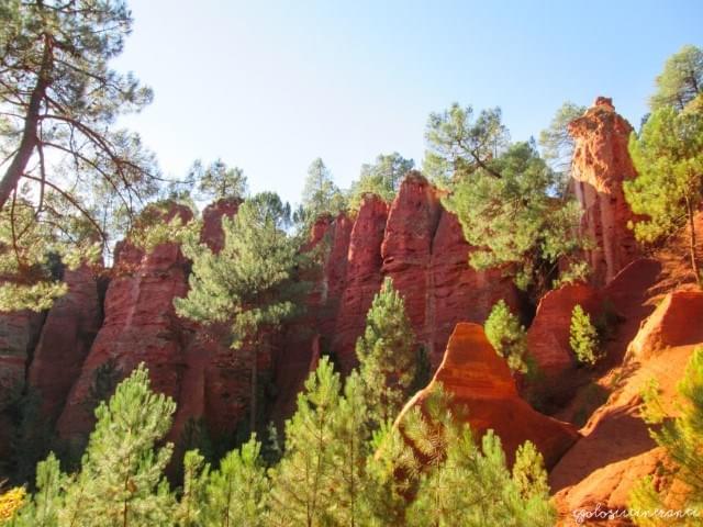 Roussillon sentiero ocre 5 piccola