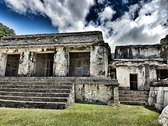 rovine di palenque