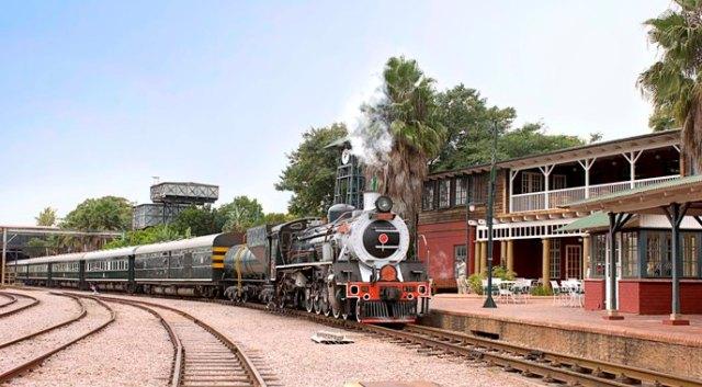 Rovos Rail (Sudafrica)