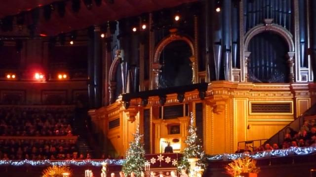 royal albert hall london concerto natale