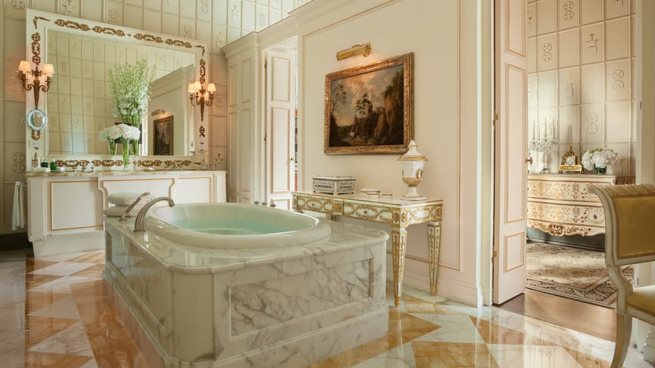 Royal Suite al Four Seasons di Firenze