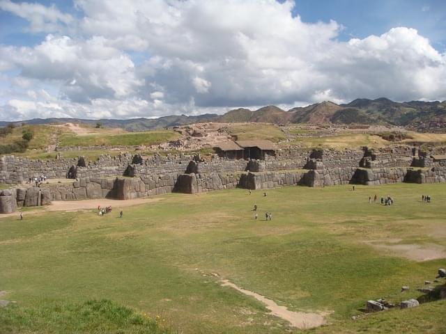 fortezza sacsayhuamn cusco