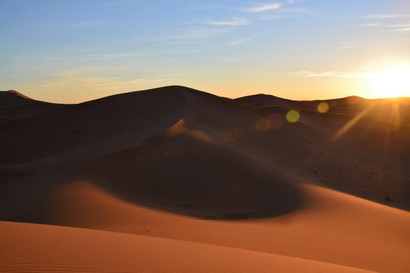 3 - Sahara: 8.600.000 km2