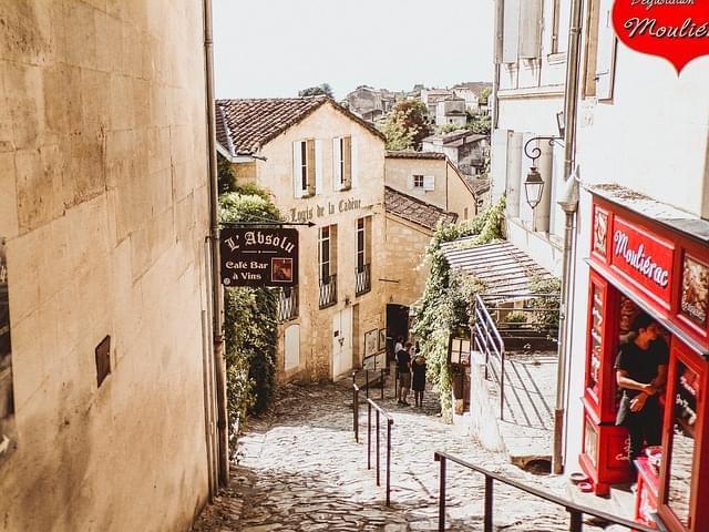saint emilion francia