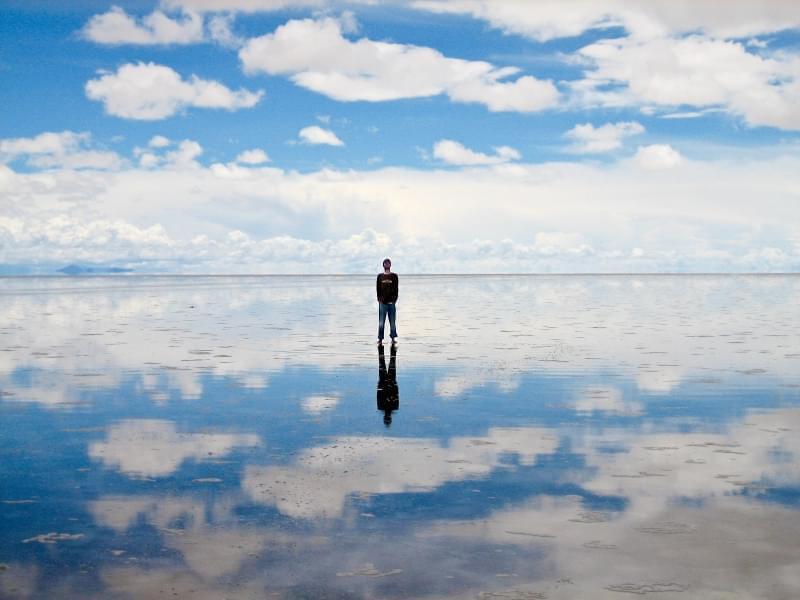 Deserto Salar de Uyuni, Bolivia