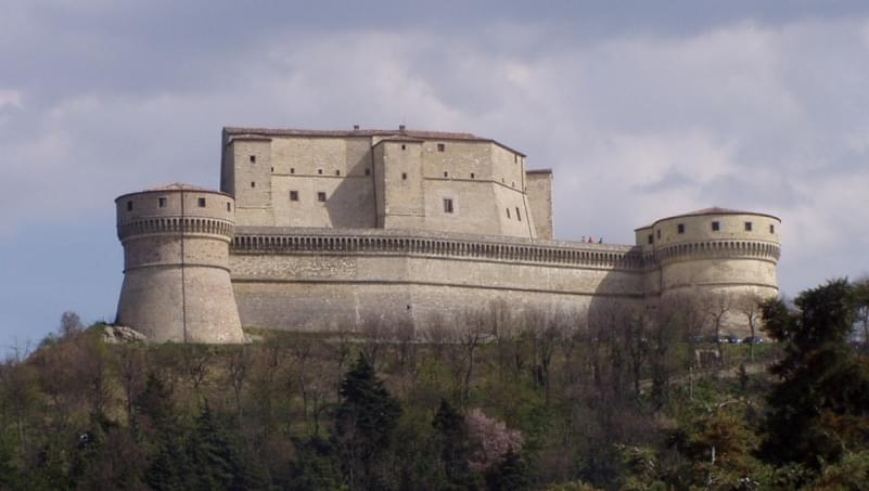 San Leo, Provincia di Rimini