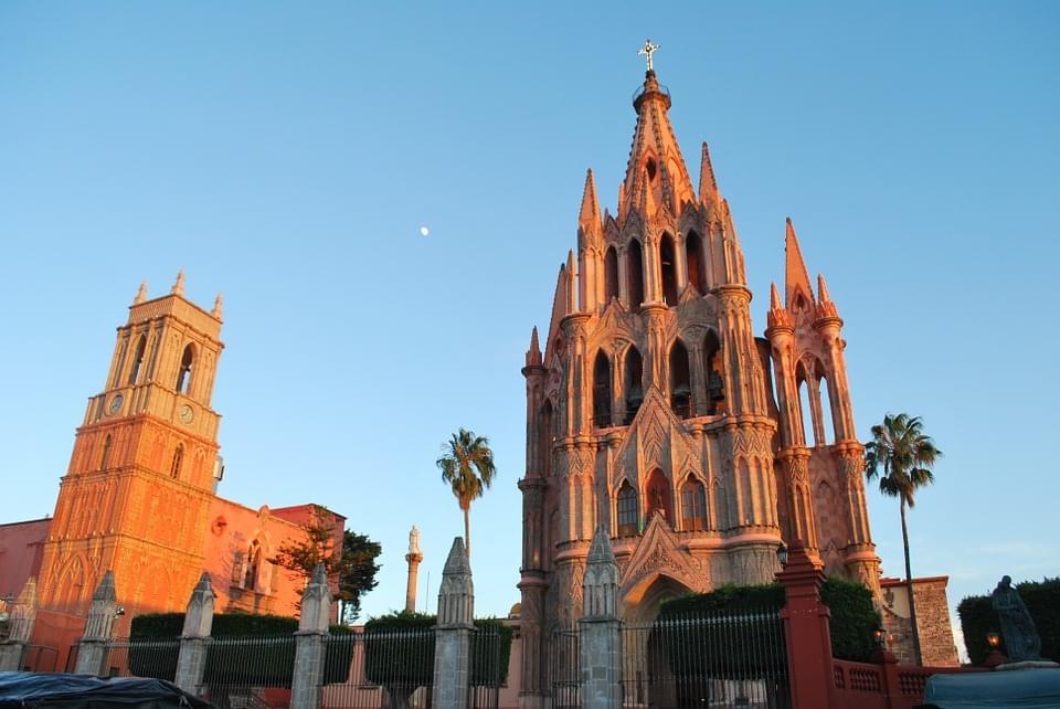 San Miguel de Allende, Messico