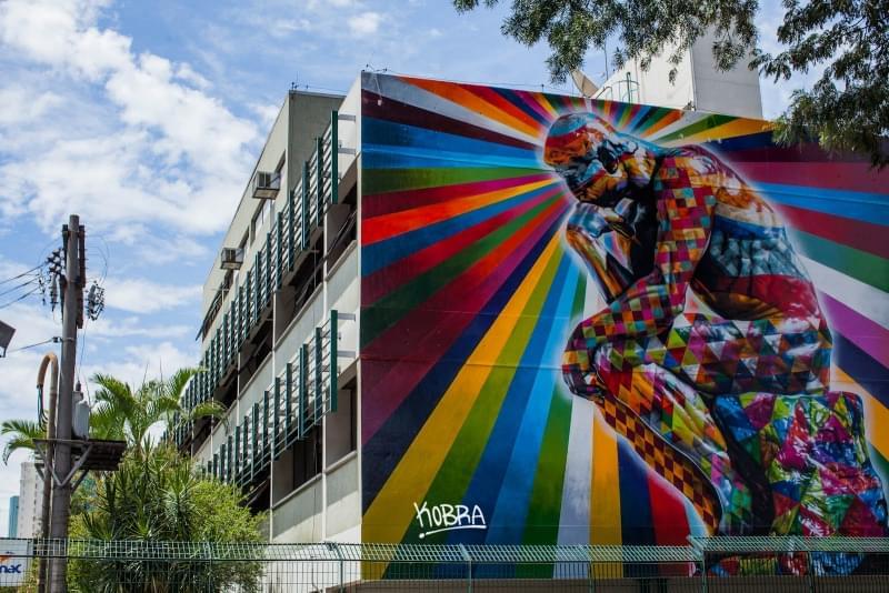 I Piu Bei Murales.20 Citta Migliori Dove Ammirare Street Art Nel Mondo