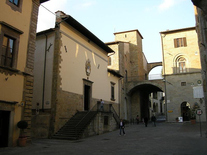 le opere di piero della francesca ospitate nel museo civico
