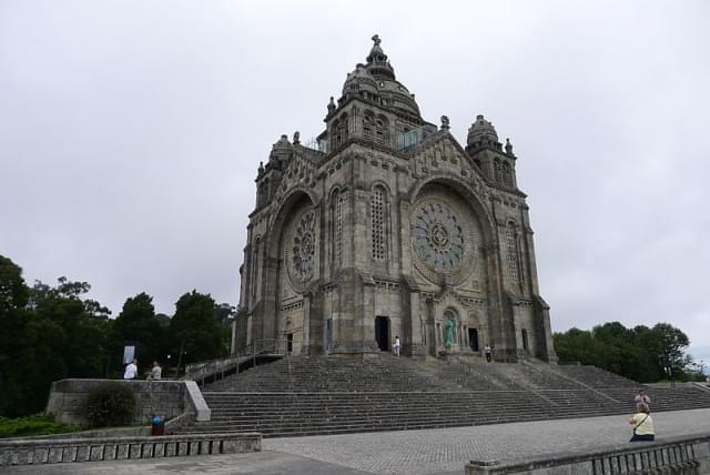 Santa luzia viana do castelo portugal