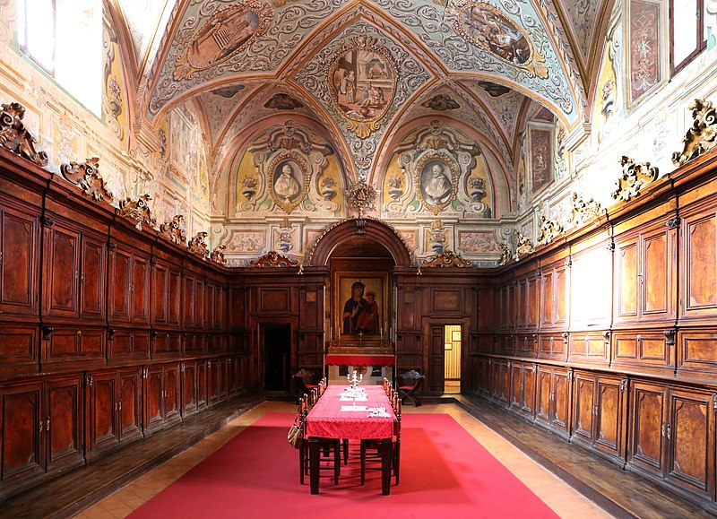 santuario santa maria della quercia viterbo