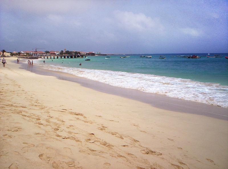 Ilha do Sal Capo Verde
