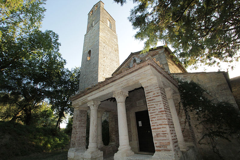Chiesa di santa pudenziana narni