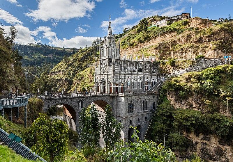 Santuario della Madonna di Las Lajas