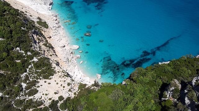 Cala Goloritzé, Sardegna