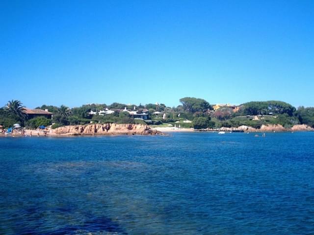 sardegna spiaggia del principe romazzino