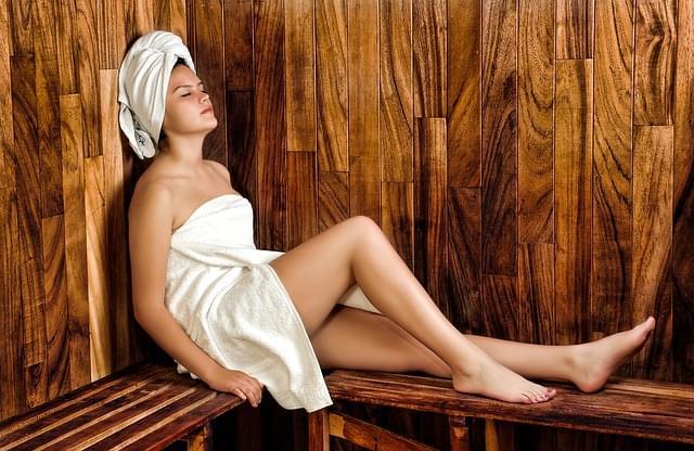 sauna terme di merano