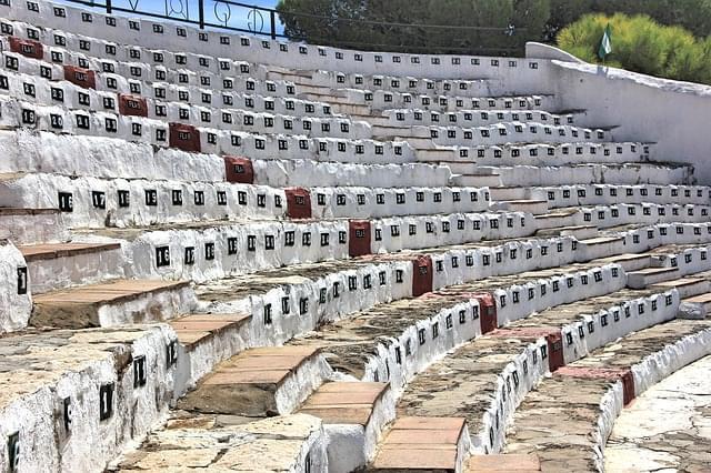 scale dell anfiteatro