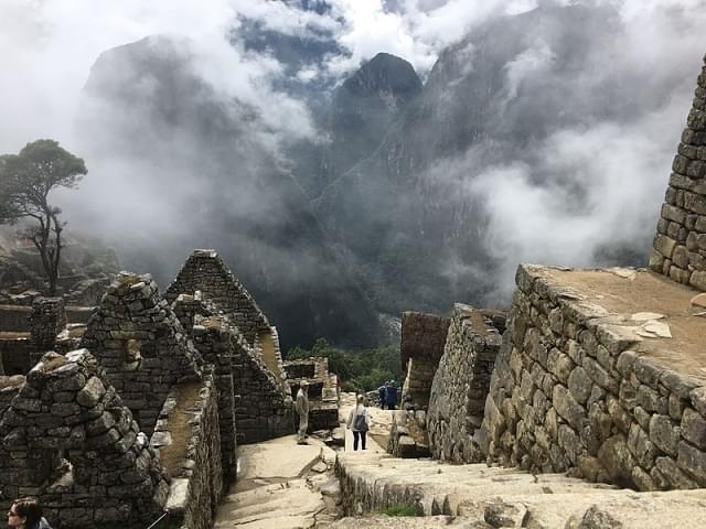 scale di mchu picchu