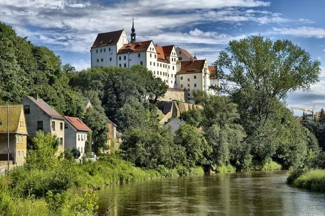 schloss colditz castello