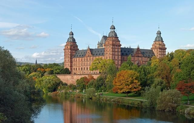 castello johannisburg panorama