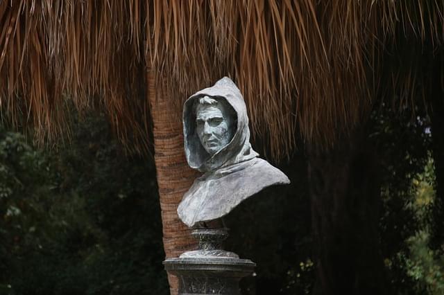 scultura palermo sicilia italia 1