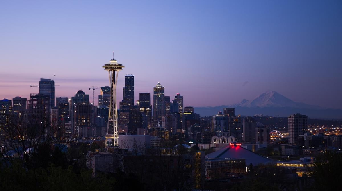 seattle citta urbano