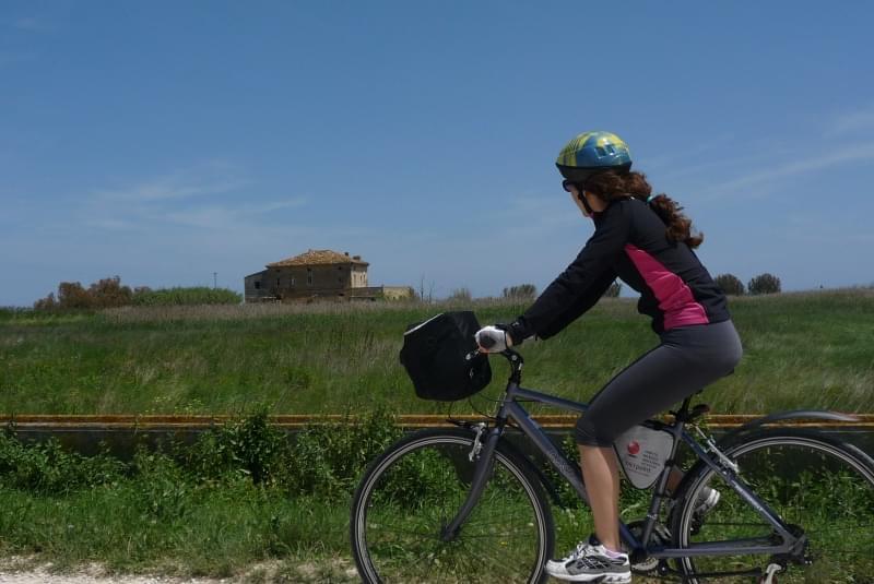 sentina in bici
