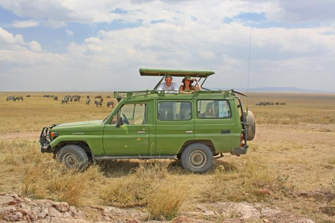 safari serengeti