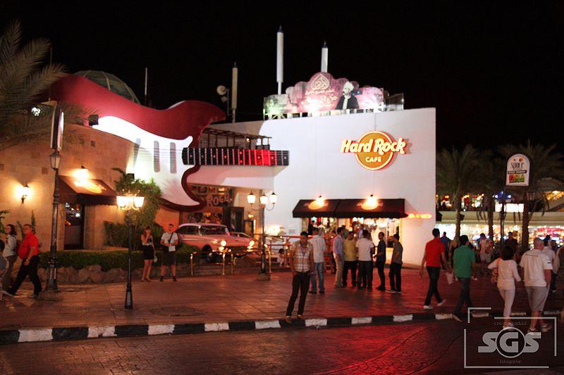 Hard rock cafe di Sharm el Sheikh