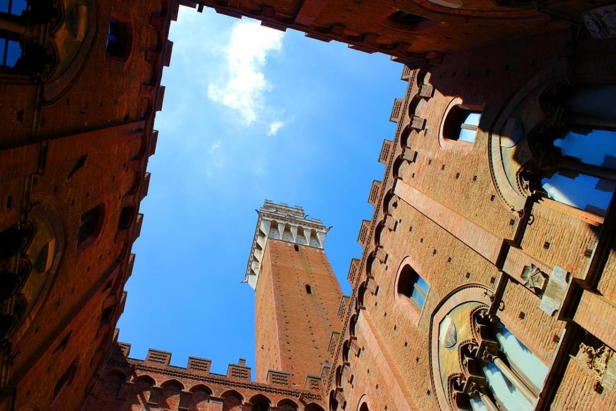 siena toscana italia architettura