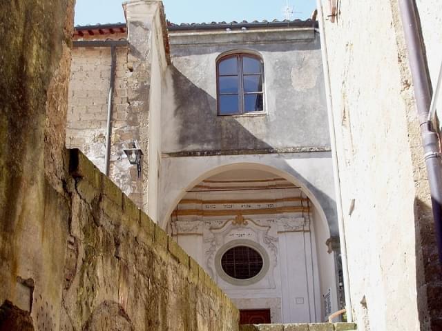sinagoga pitigliano