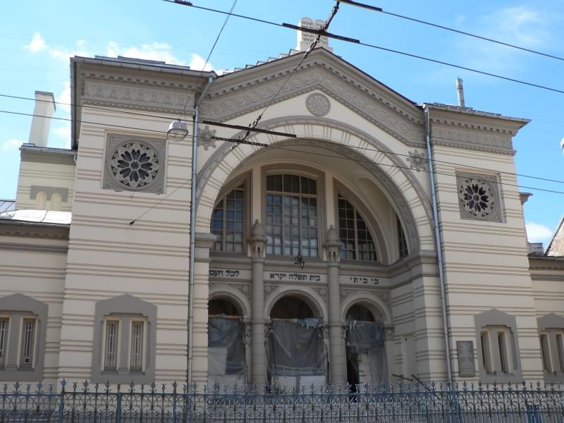 sinagoga quartiere ebraico