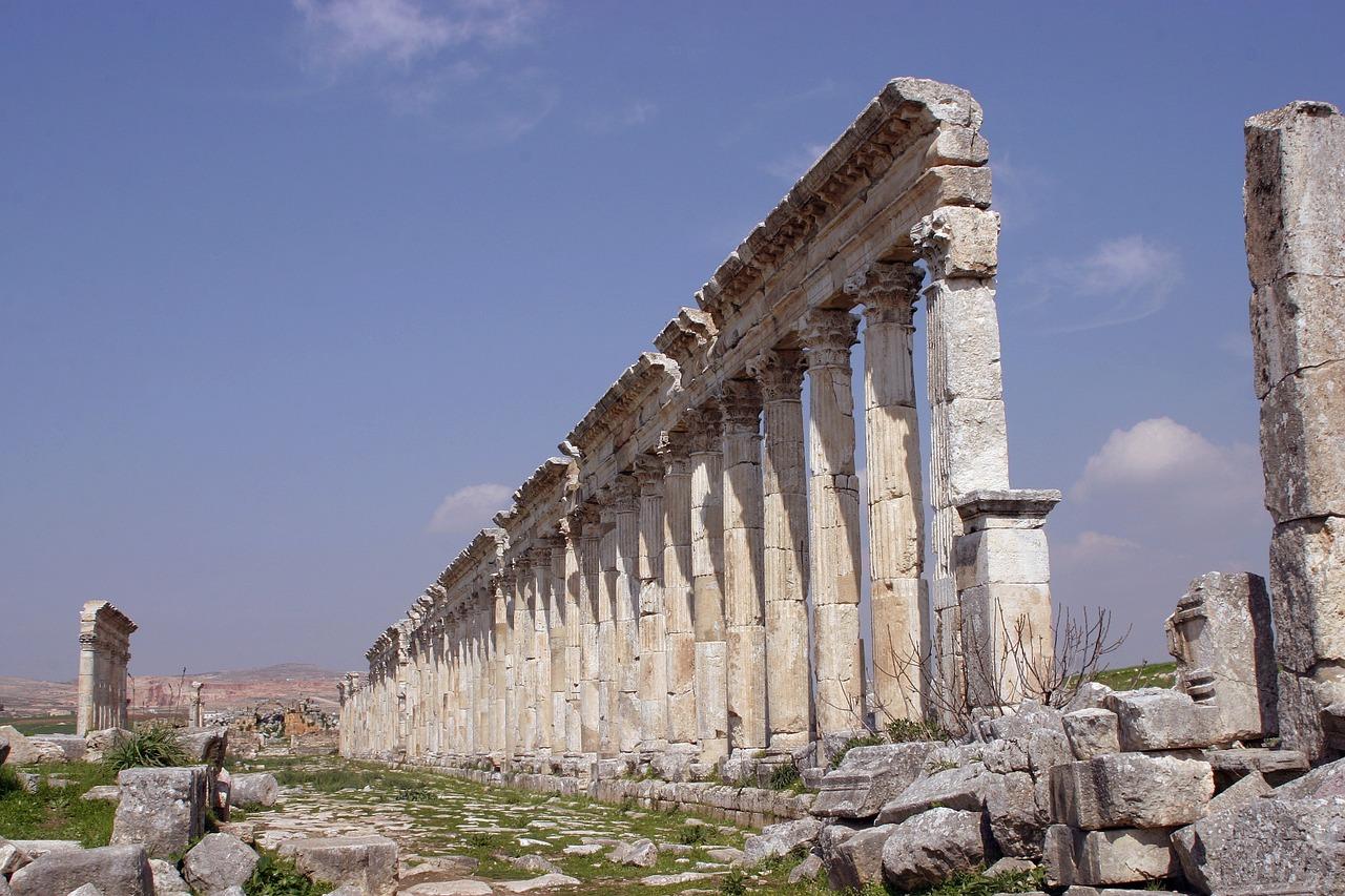 Damasco città antica