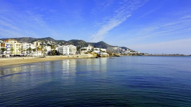 sitges beach gold coast sabbia