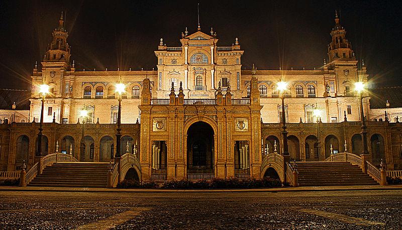 siviglia centro storico