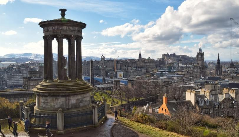 Edimburgo, cosa ho amato della capitale Scozzese