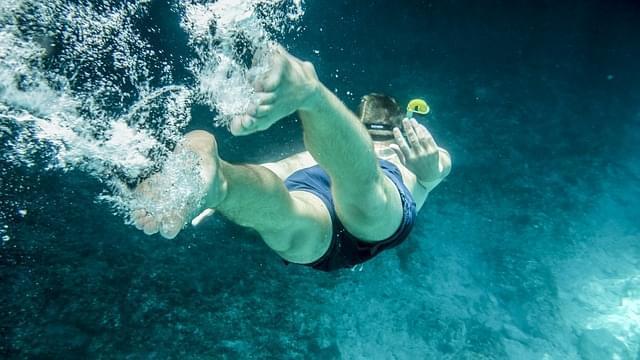 snorkeling villasimius