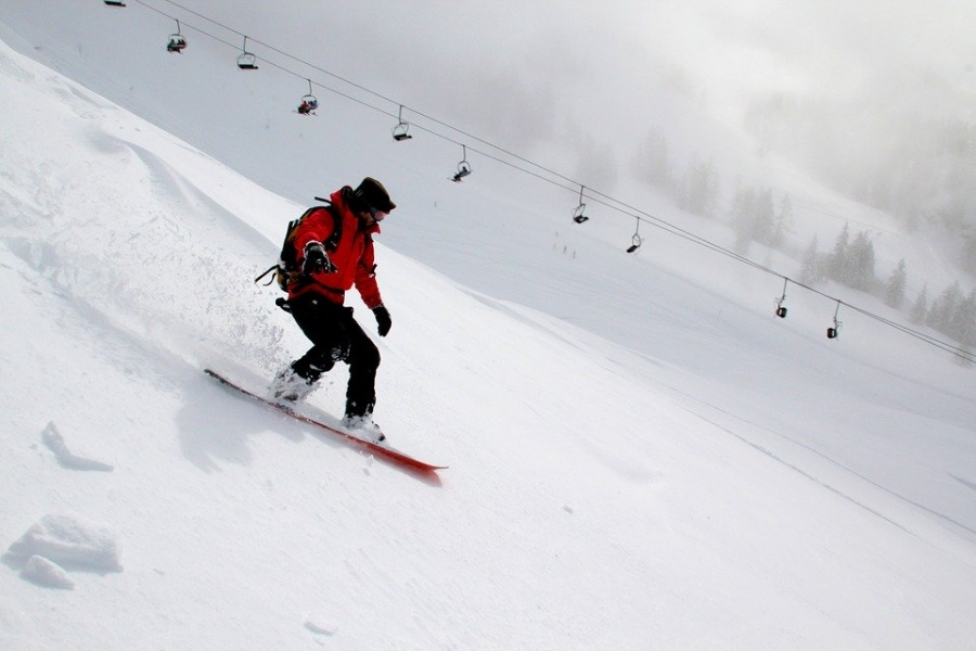 snowboard campitello matese