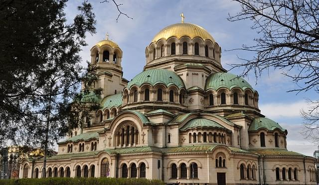 Cattedrale Aleksandar Nevski Sofia