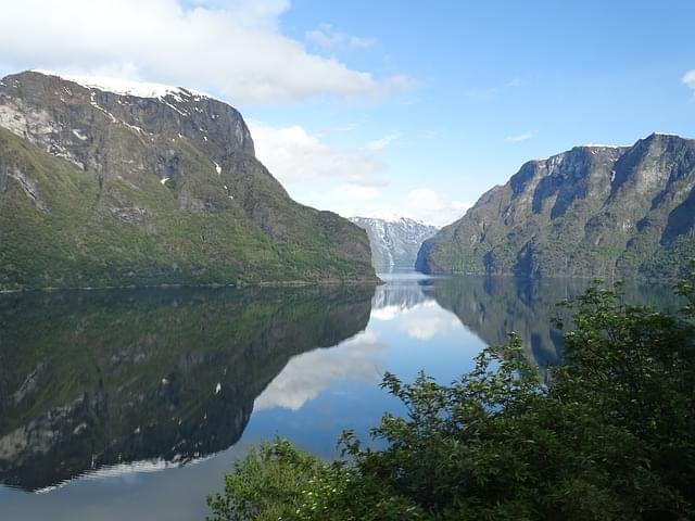 sognefjord fiordo