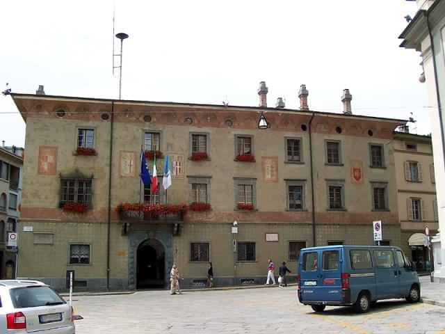 sondrio palazzo pretorio