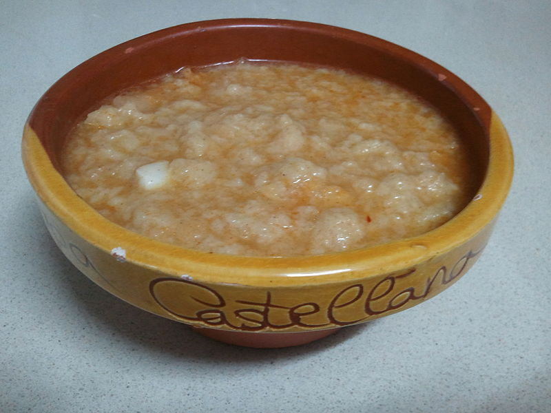 sopa castellana segovia