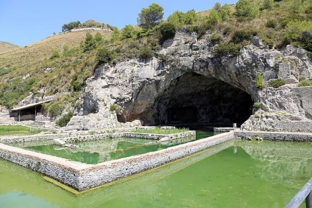 sperlonga grotta di tiberio