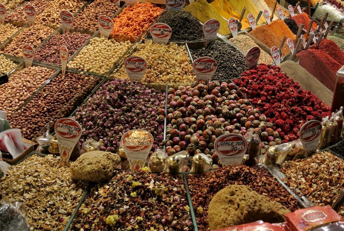 spezie grand bazaar