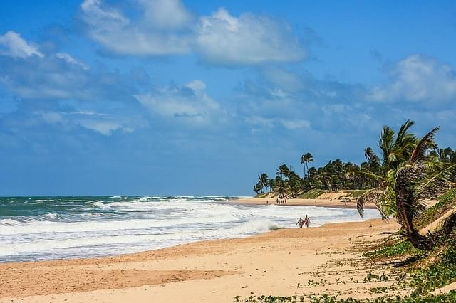 spiagge brasile fortaleza