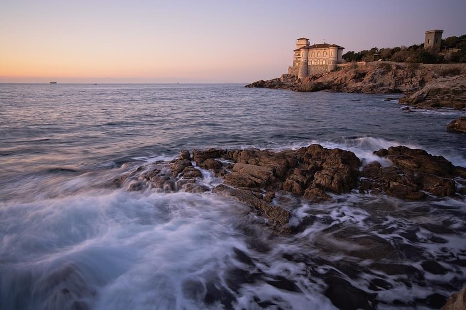 Cartina Costa Tirrenica Toscana.Le 17 Spiagge Piu Belle Della Toscana