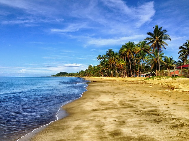 spiaggia alle fiji