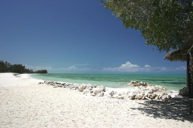 spiaggia andros bahamas